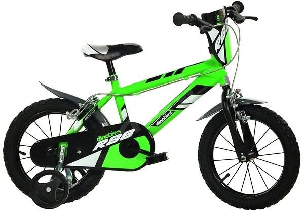 "Dino bikes 16 green R88 - Detský bicykel 16"""
