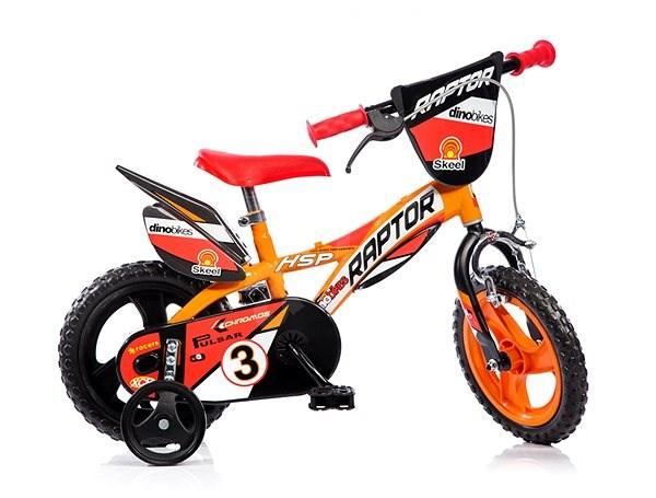 739bb7d737233 Dino bikes 12 Raptor (2017) - Detský bicykel 12