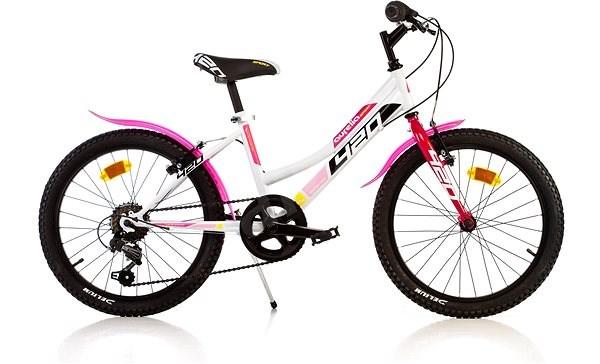 a316ec724 Dino Bikes 20 white (2016) - Detský bicykel 20