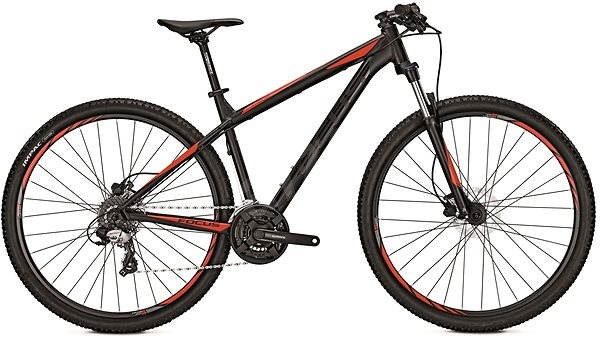 "Focus Whistler Elite 29 Magicblack / Red XL / 54 - Horský bicykel 29"""