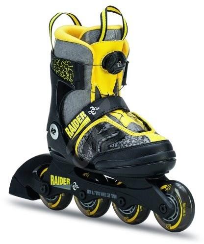 K2 RAIDER BOA - Kolieskové korčule