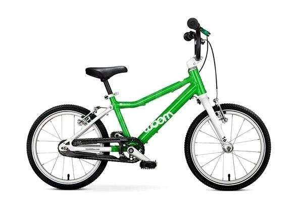 4c7ea30b9fd6 Woom 3 green (2017) - Detský bicykel 16