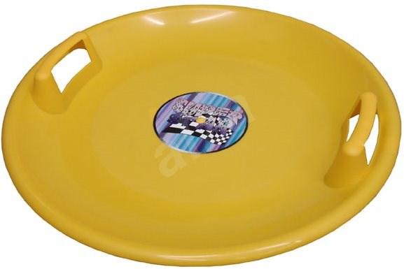 Plastkon, priemer 60 cm,  žltý - Klzák