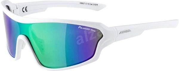 df12576a5e4e1 Alpina Lyron Shield P biele - Okuliare | Alza.sk