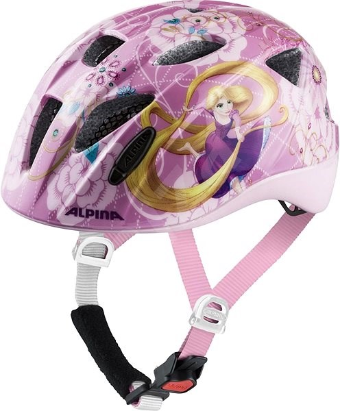 Alpina XIMO ružová S - Prilba na bicykel