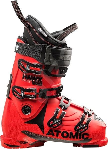 Atomic HAWX PRIME 120 Red/Black veľ. 27 - Pánske lyžiarske topánky