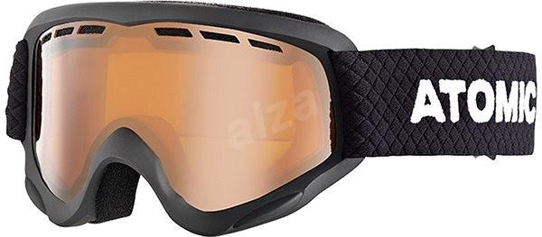 263087a35 Atomic SAVOR JR Black / Orange - Lyžiarske okuliare | Alza.sk