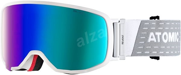 Atomic Revent S FDL HD White - Lyžiarske okuliare  2409cf0e92b