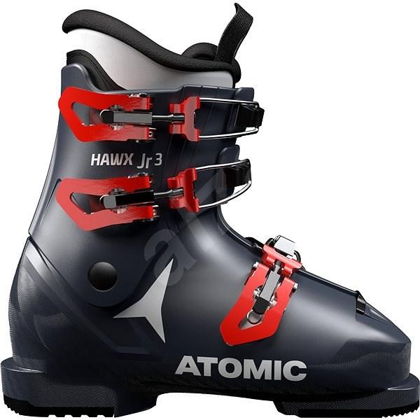d0a9a5da3400 Atomic Hawx Jr 3 Dark Blue Red veľ. 33 EU 210 mm - Lyžiarske topánky ...