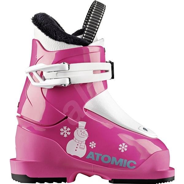 Atomic Hawx Girl 1 Pink/White veľ. 27 EU/170 mm - Lyžiarske topánky