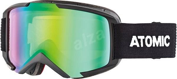 Atomic Savor M Stereo Otg Black - Lyžiarske okuliare  d6a415a1b9a