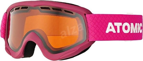 afb99a24b Atomic Savor Jr Berry/Pink - Lyžiarske okuliare | Alza.sk
