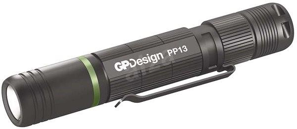 GP LED svietidlo profi PP13 + 1x AAA - Baterka