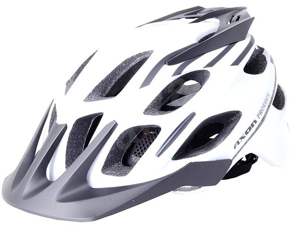 Axon Prodigy L / XL (61-62cm) biela - Prilba na bicykel