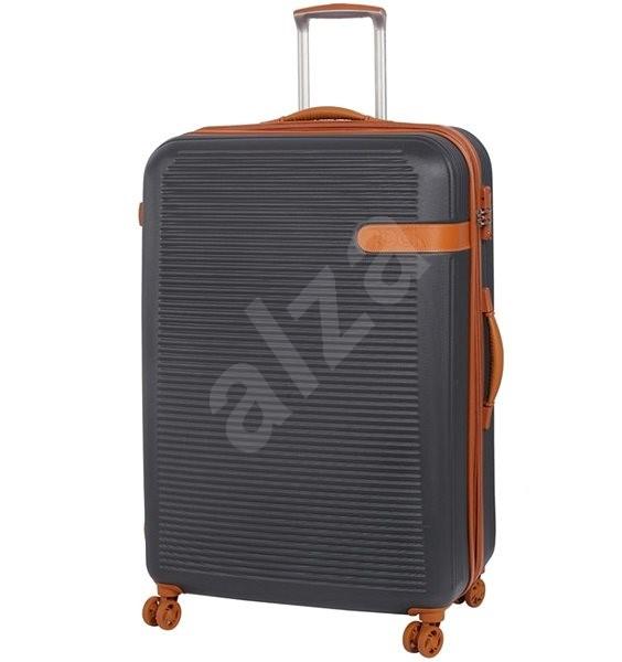 b262154fb1870 Rock Valiant TR-0159/3-XL ABS – charcoal - Cestovný kufor s TSA ...