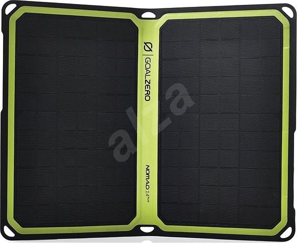 GoalZero Nomad 14 Plus čierny - Solárny panel