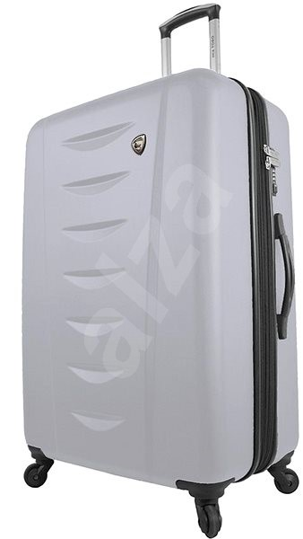 96cec850a2d Mia Toro M1014/3-M – biely - Cestovný kufor s TSA zámkom | Alza.sk