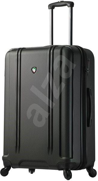 9025a94002 Mia Toro Baggi M1210 3-L – čierny - Cestovný kufor s TSA zámkom