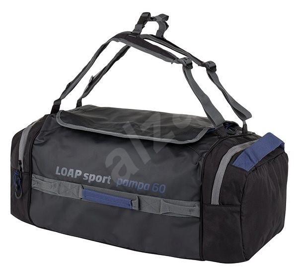 Loap Pampa black blue - Taška cez rameno  9ae11d0d2c