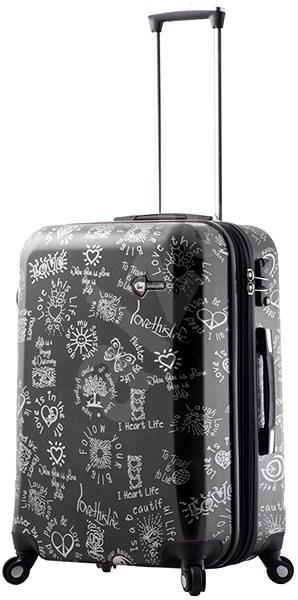 0320b9f79 MIA TORO M1089/3-M čierny - Cestovný kufor s TSA zámkom | Alza.sk