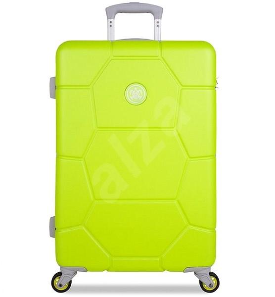 c1de536c30b72 Suitsuit TR-1252/3-M ABS Caretta Sparkling Yellow - Cestovný kufor ...