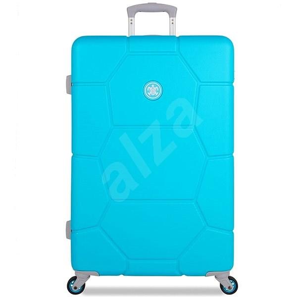 d9e01338247be Suitsuit TR-1250/3-L ABS Caretta Peppy Blue - Cestovný kufor | Alza.sk