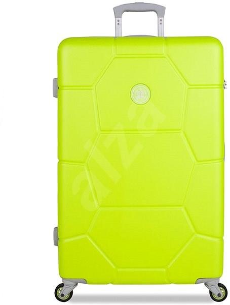 37a268480bc Suitsuit TR-1252/3-L ABS Caretta Sparkling Yellow - Cestovný kufor ...