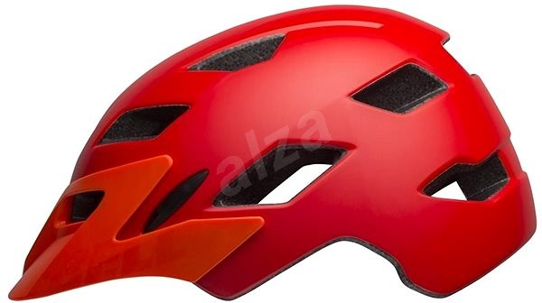 Bell Sidetrack Child Mat Red/Orange - Prilba na bicykel