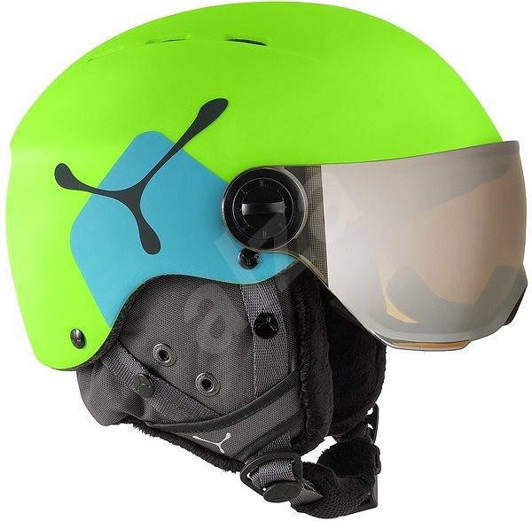 Cébé Fireball Junior - Detská lyžiarska prilba  d1aa97cd531