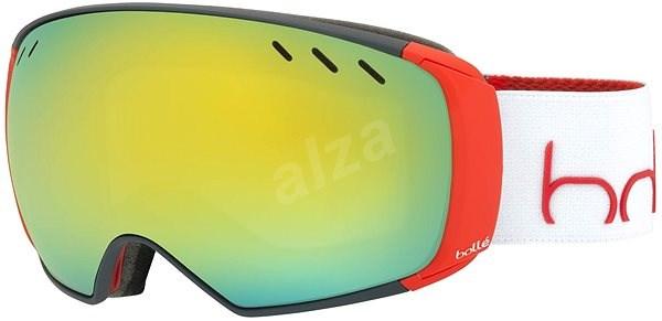 1c1d8150f Bollé Virtuose-Grey & Red-Sunshine + Lemon Gun - Lyžiarske okuliare ...