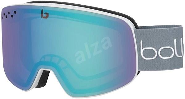 a5d50951d Bollé Nevada-Matte White Diagonal-Aurora - Lyžiarske okuliare   Alza.sk
