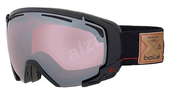 e832cf2c3 Bollé Supreme Otg-Shiny Black & Red-Vermillon Gun - Lyžiarske okuliare