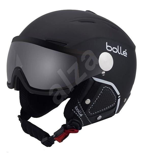 Bollé Backline Visor Premium-Soft Black  & White 56 – 58 cm - Lyžiarska prilba