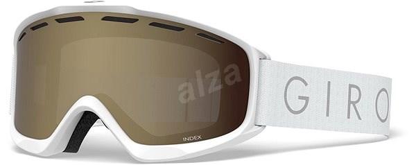 GIRO Index White Core Light Ar40 vel. M - Lyžiarske okuliare  6af2743e7ac