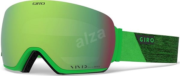 GIRO Article Bright Green Peak Vivid Emerald Vivid Infrared (2 skla) -  Lyžiarske 27dc13dfb4f