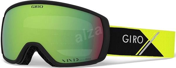 GIRO Balance Highlight Yellow Sport Tech Vivid Emerald - Lyžiarske okuliare 176add4f229