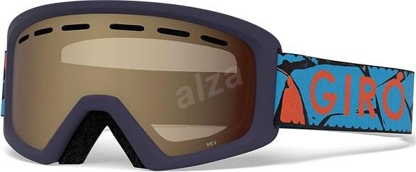 GIRO Rev Blue Rock AR40 - Lyžiarske okuliare  f5476a17e75