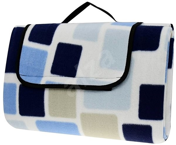 Calter Family II 2×1,8 m kocka - Pikniková deka