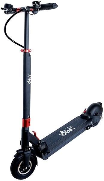 City Boss RX5 čierna - Elektrická kolobežka