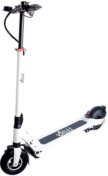 City Boss RX5 biela - Elektrická kolobežka