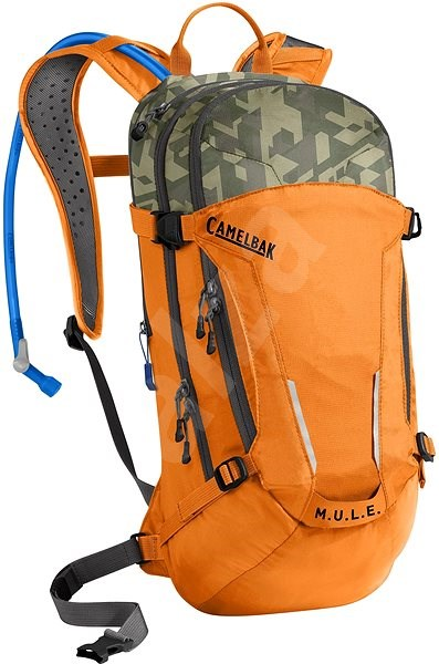 CAMELBAK MULE Russet Orange/Camelflage - Batoh