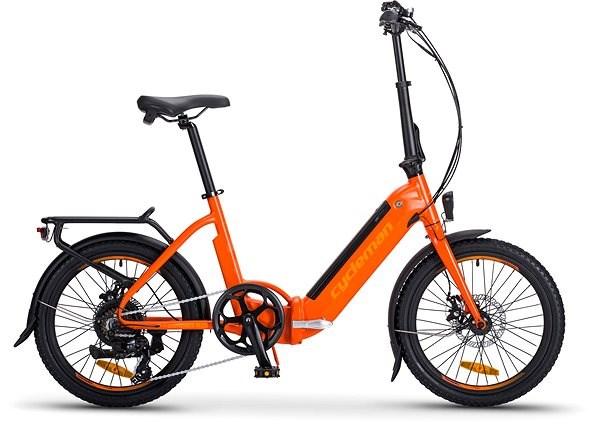 Cycleman FEB05 - Skladací elektrobicykel