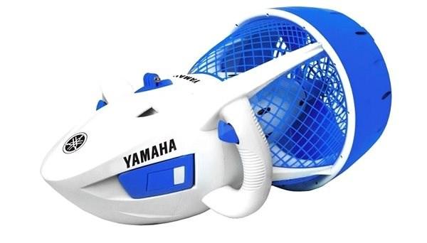 Yamaha Explorer - Podvodný skúter