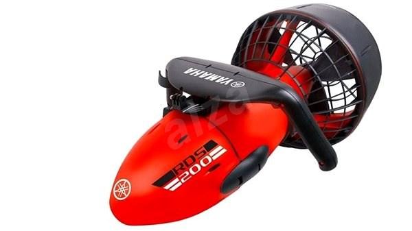 Yamaha RDS 200 - Podvodný skúter