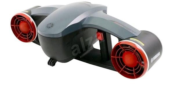 Yamaha Seawing II, karbón - Podvodný skúter
