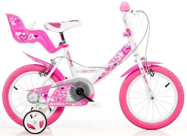 Acra Dino 144RN - Detský bicykel