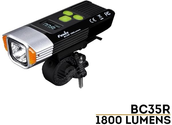 Fenix BC35R - Svetlo na bicykel