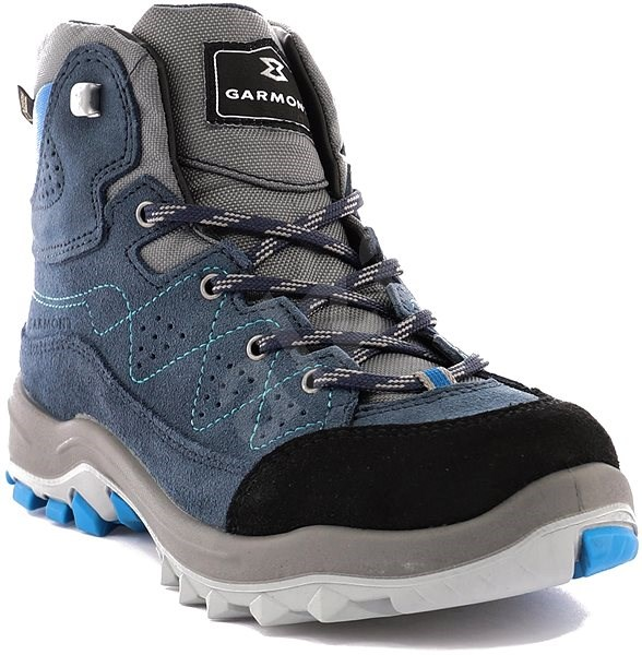 Garmont Escape Tour GTX blue EU 35/215 mm - Outdoorové topánky