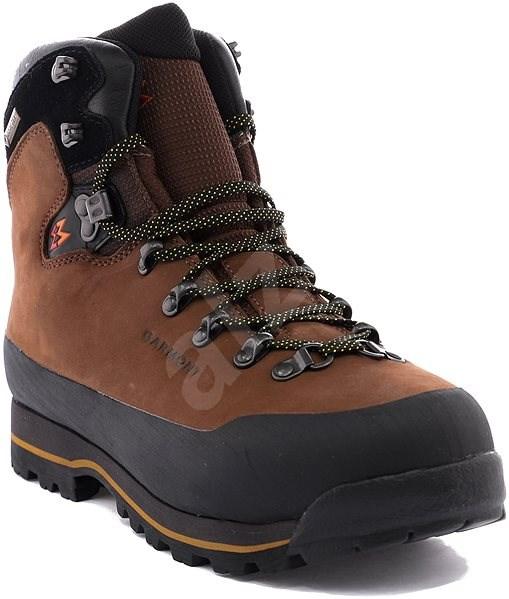 Garmont Nebraska GTX dark brown EU 46,5/300 mm - Outdoorové topánky