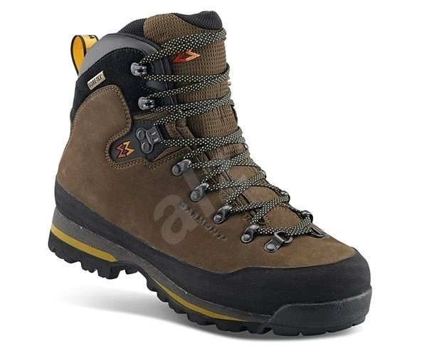 Garmont Nebraska GTX dark brown EU 41/255 mm - Outdoorové topánky